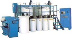 Filters hydro-automatic for the biological
