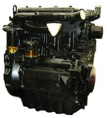 Motor agrícola a diesel para tractores Massey