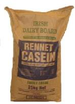 Casein dry