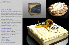 Cream, confectionary