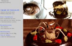 Creams chocolate
