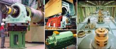 Gas turbogenerators