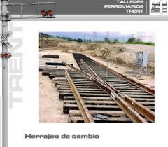 Railway fixture