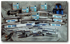 The equipment for treatment plants