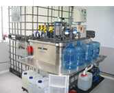 Chemicals for water purification