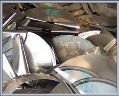Homogeneous metal scrap
