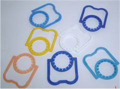 Plastic injection moulding packaging