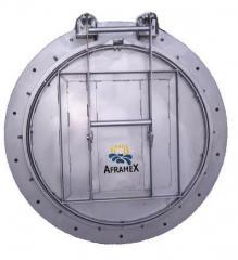 Disk rotary locks