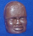 Artesanías con chocolate