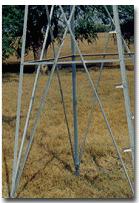 Torre galvanizada