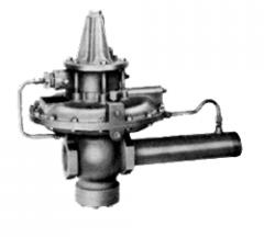 Regulador baja presión