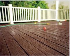 Floorings terraced