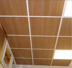 Suspended cassette ceilings