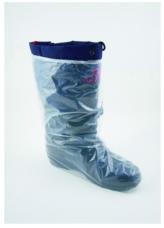 Shoe made of polyethylene