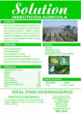 Means antiparasitic, insecticides and repellents P