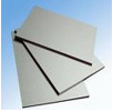 Sheets of polyvinyl chloride