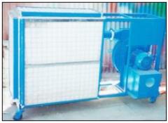 Aspiradoras industriales para ducterías