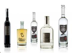 Tapón de Cristal para Botellas de Mezcal &