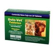 Dolo-Vet ® Tabletas