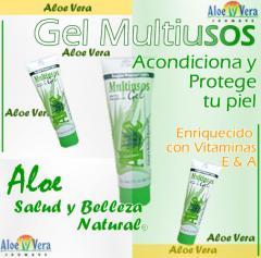 Gel Multiusos de Aloe Vera