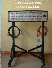 Controladores de temperatura para colada caliente