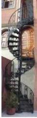 Escaleras de husillo