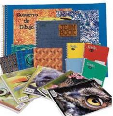 Cuadernos de escuela