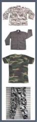 Army uniforms