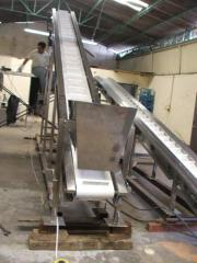 Conveyors belt for open mining operations