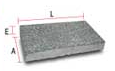 Losa rectangular