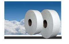 Higienicos en bobina gofrados