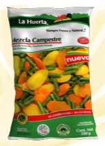 Zanahoria congelada