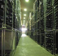 Systems for storage of bulk materials