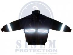 Military pea jackets