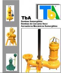 Bombas sumergibles TbA