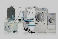 Sistemas de lavandería