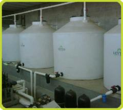 Sistemas de riego para invernaderos