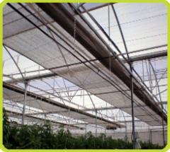 Accesorios y plásticos para invernaderos