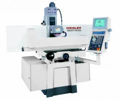 Machine tools roller-grinding
