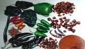 Especias y chiles