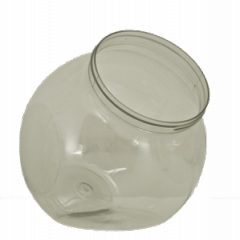 Envase Pet Esfera con capacidad de medio galón y