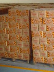 Cajas con chocolate.