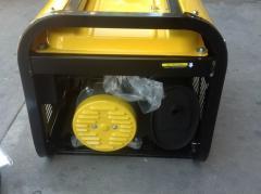 Component parts for generators
