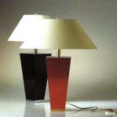 Lámparas decorativas de mesa
