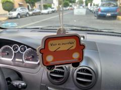 TARJETAS AROMATIZANTES PARA AUTOS