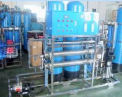 Sistema de osmosis inversa para plantas
