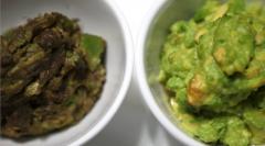 Antioxidante Natural guacamole, frutas y verduras.
