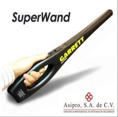Super Wand detector de metales garrett