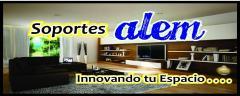 SOPORTES Y MUEBLES PARA PANTALLAS
