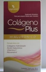 COLAGENO-PLUS HIDROLIZADO. (en polvo)